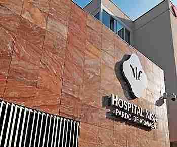 Hospital Vithas Nisa Pardo Aravaca