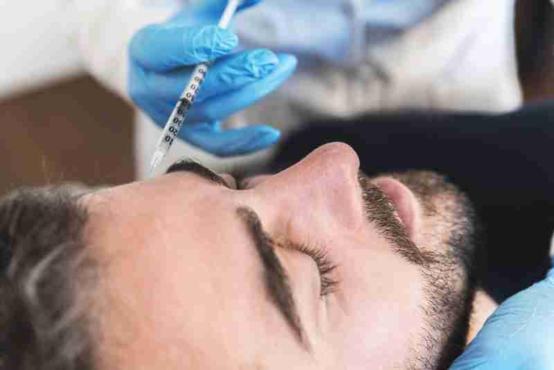 Tratamientos arruga frente
