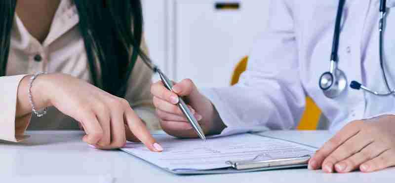 Consentimiento informado en la mamoplastia