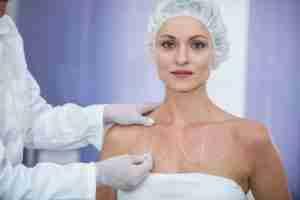 cuidado cicatriz tipo de pechos