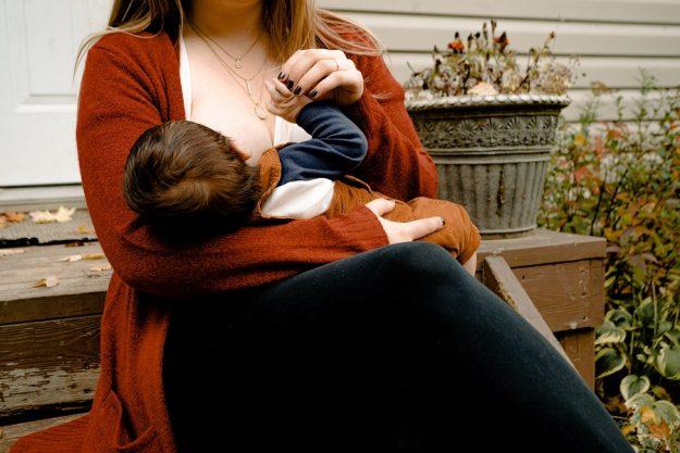 embarazo despues de una mamoplastia de reduccion