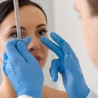 Reconstruir nariz tras un tumor