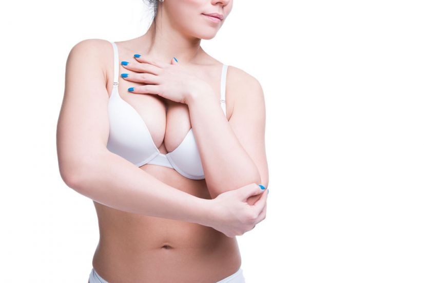 Qué tamaño de implantes mama necesito
