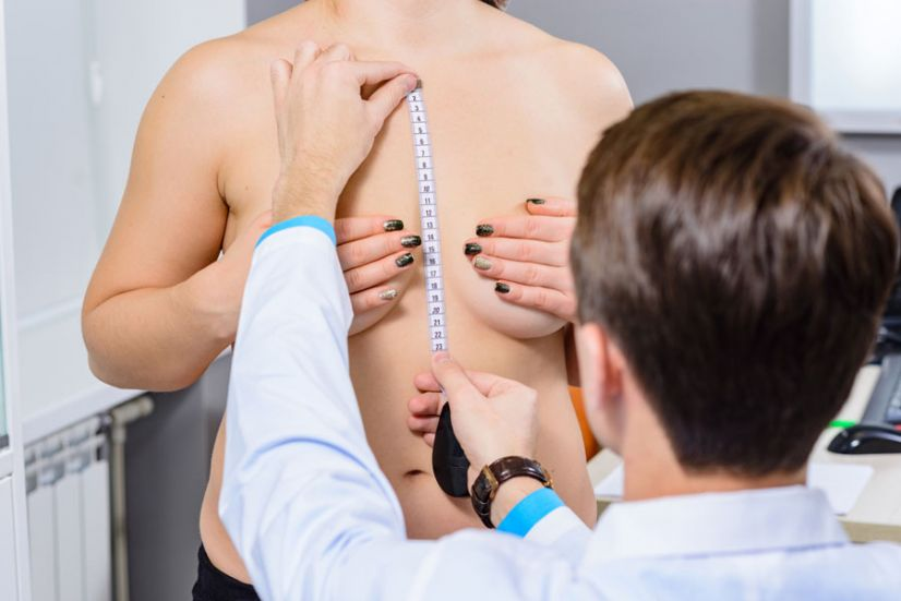 Implantes de mama redondos anatómicos