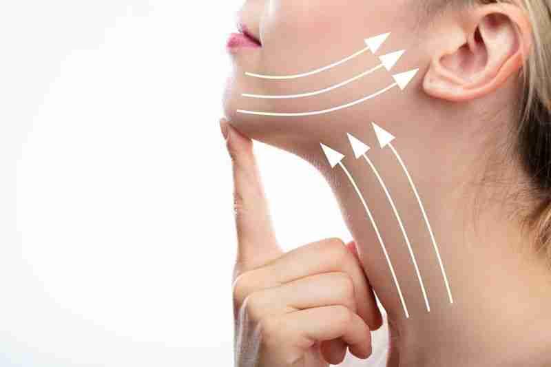 Liposucción facial rejuvenecimiento