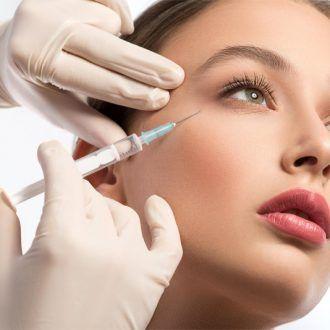 Liposucción facial y lifting