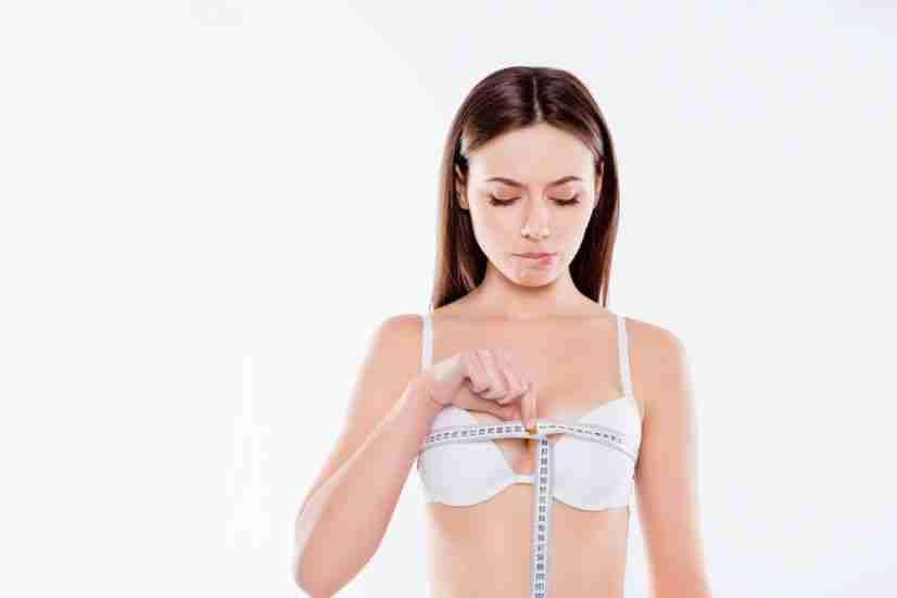 Mamoplastia pechos pequeños
