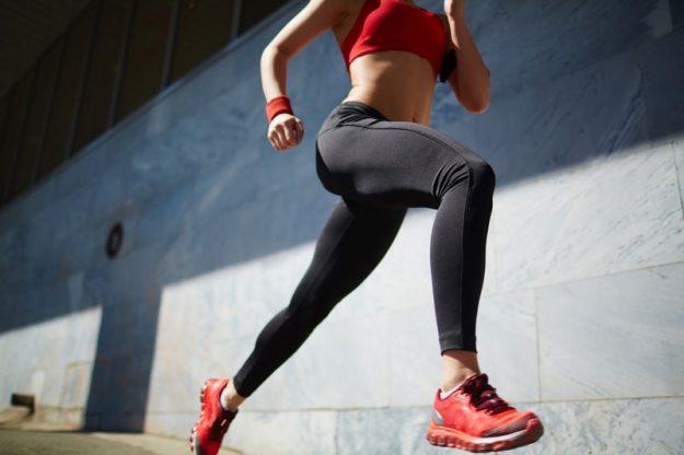 Correr tras mamoplastia