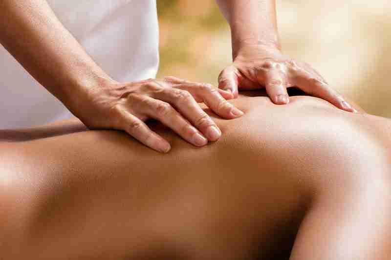 Masajes tras cirugía de mama