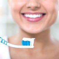 Higiene dental para prevenir empastes