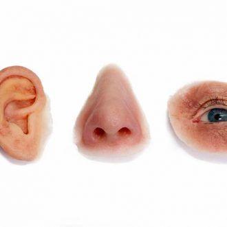 Prótesis faciales después de un tumor