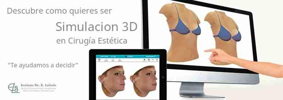 Simulación 3 D