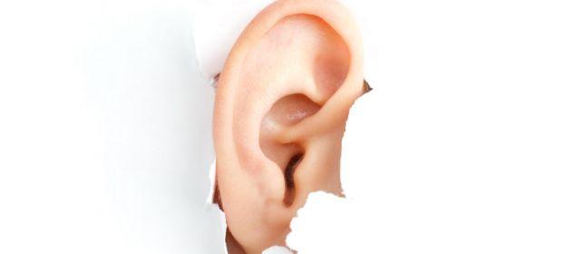 Traumatismo en una oreja