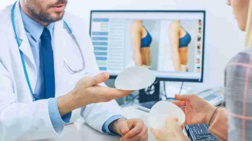 Prótesis mamarias tipos