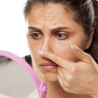 Síntomas de tumores de nariz