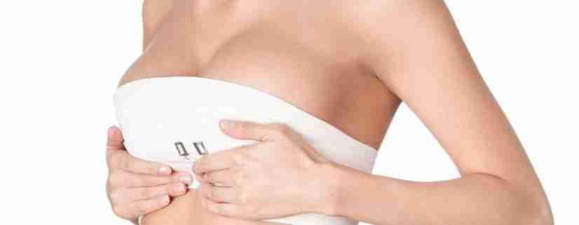 Vendajes y drenajes en mamoplastia